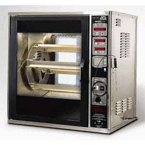 Henny Penny SCR-6 Rotisserie Oven 6spit CNT TOP