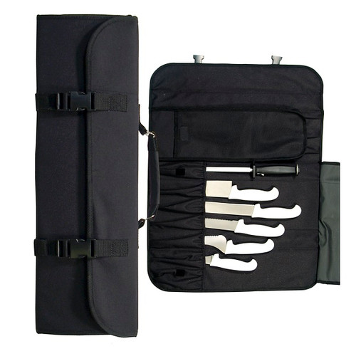 UPDATE CP-10 Cutlery Pouch 10 Pocket Black Nylon