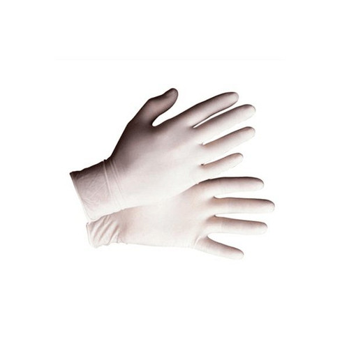 Safety Zone GRDR-SM-1-T Powder Free Latex Glove Small 5 Mil