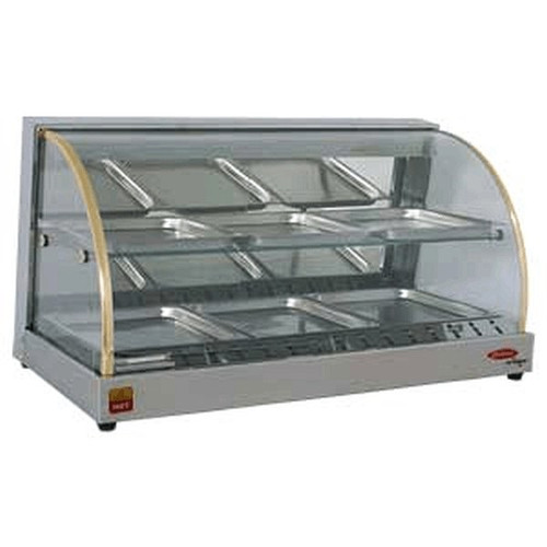 Fleetwood FWD2-33 Display Warmer 33x18x17H 2S 6T