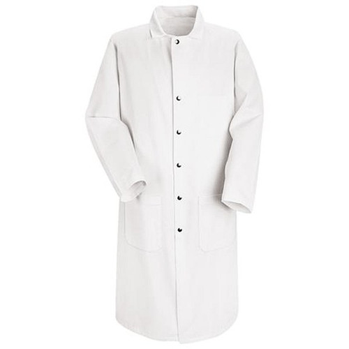 Full-Cut Butcher Coat LG