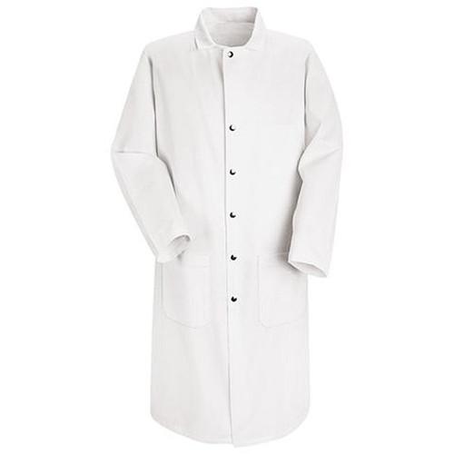 Full-Cut Butcher Coat MED