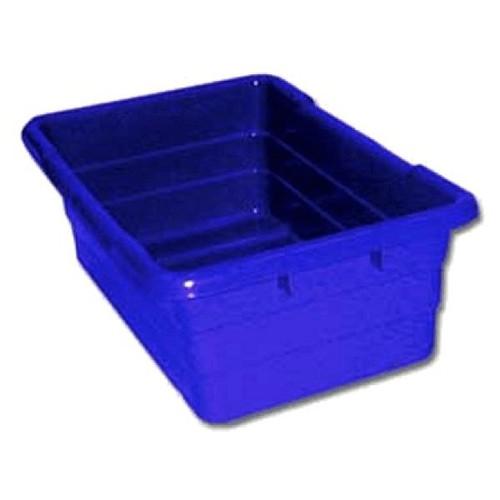 "OMCAN 10935 Plastic Lug 15.5"" x 26.5"" x 8"""