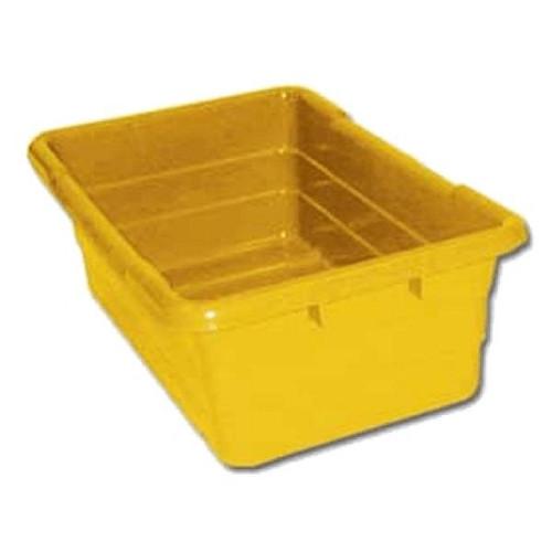 OMCAN 10940 Plastic LUG YELLOW15.5X26.5X8
