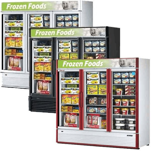 Turbo Air TGF-72SD 71.3 CuFt. Freezer Merchandiser