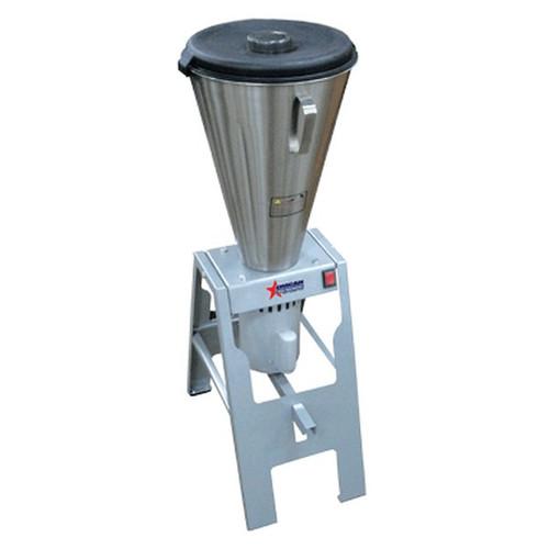 OMCAN LAR-15PMB 4 Gallon Stainless Steel Floor Tilting Blender