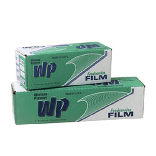 "Western Plastic 121 12"" X 1000' Food Wrap Film"
