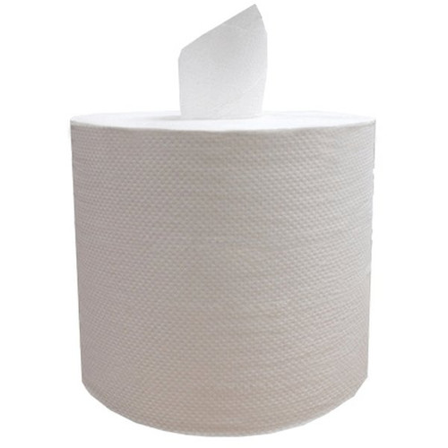 Center Pull Paper Towel White 2 Ply