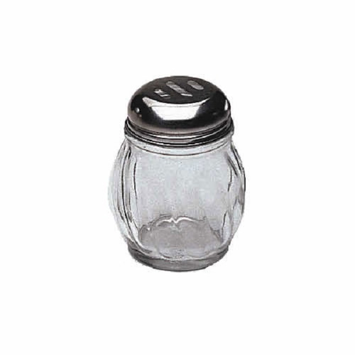 UPDATE SK-ROT 6 Oz Swirl Shakers with Slotted Tops