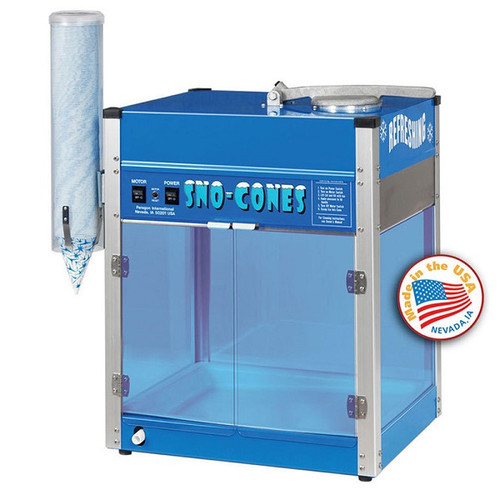 Paragon 6133210 The Blizzard Sno-Cone Machine