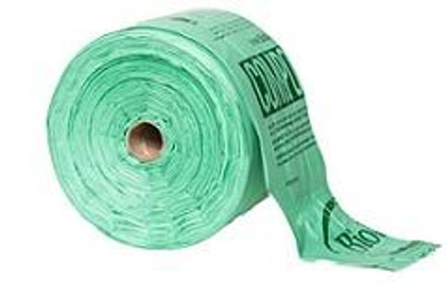 Produce Bag 15.5x24 3000 GREEN