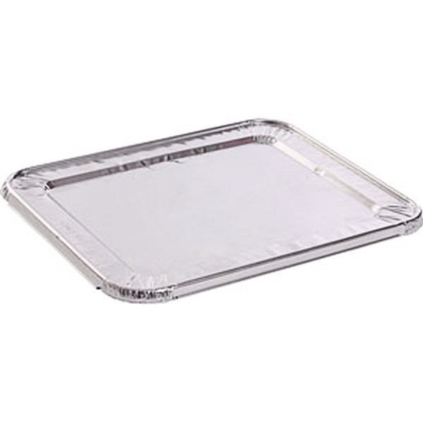 Western Plastic 5001 Lid for 1/2 Size Foil Steam Table Pan