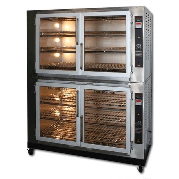 Deluxe CR-6-2D Bakery Oven 12 Full 208/240V