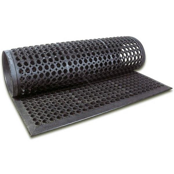 """WINCO RBM-35K Rubber Floor Mat36"""" x 60"""""""