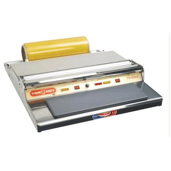 TORREY TS-500-E Hand Wrapping Machine Stainless Steel