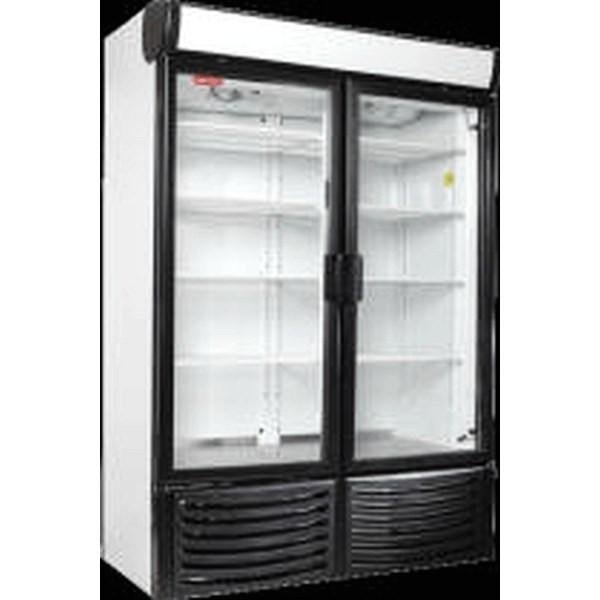 TORREY CV32 Vertical Freezer 33 Cu. Ft. 2 Glass Door