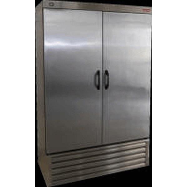 TORREY CS32 Vertical Freezer 33 Cu. Ft. 2 Solid Doors