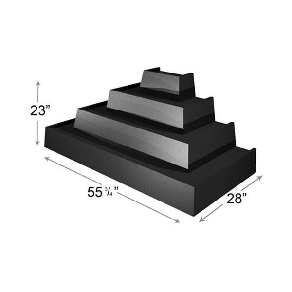Table End Riser 4 Steps