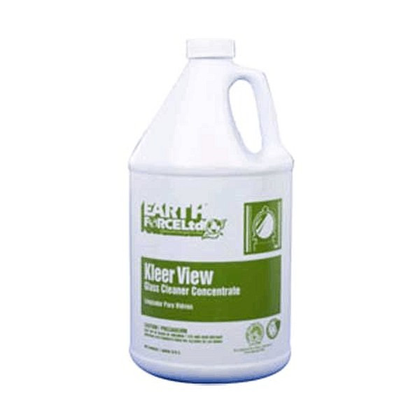Earth Force 605041SA Glass Cleaner 1 Gallon Concentrate