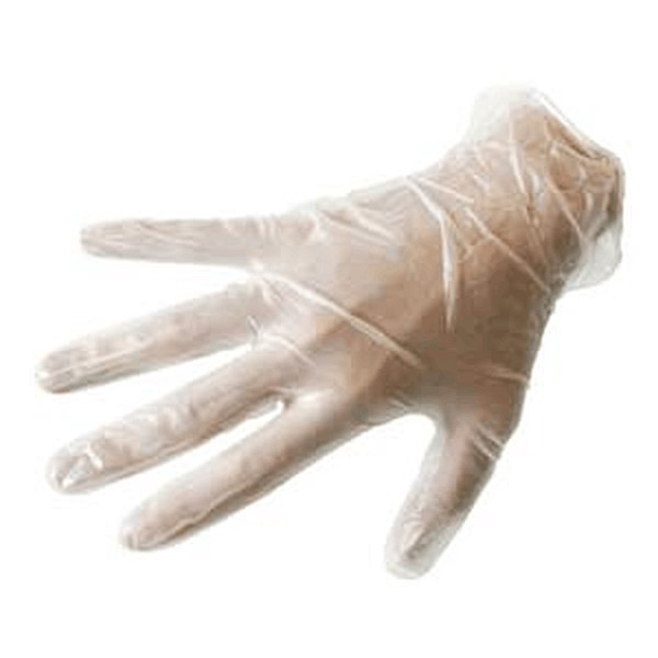 Sempermed VPF102 Powder Free Vinyl Glove Small