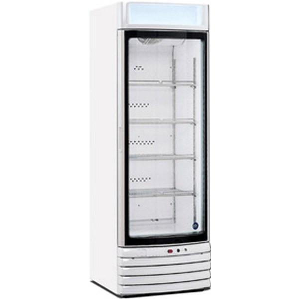 Metalfrio STAR-55 Vertical Freezer 17CF 1 Glass Door