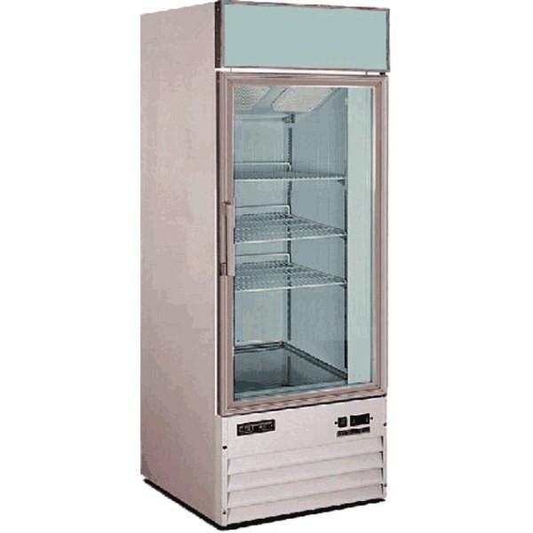 Metalfrio D238BMF Vertical Freezer 8.6 Cu. Ft. 0.5 HP