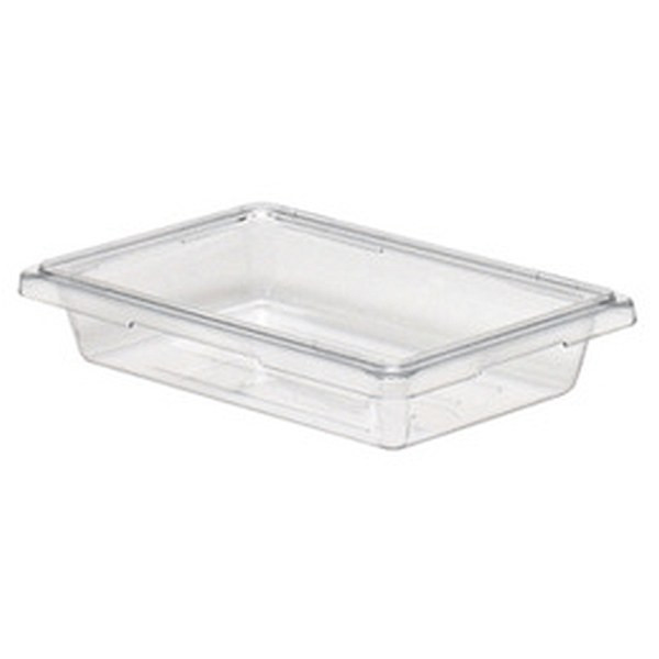 "CAMBRO 12183CW Clear Food Box 12"" x 18"""
