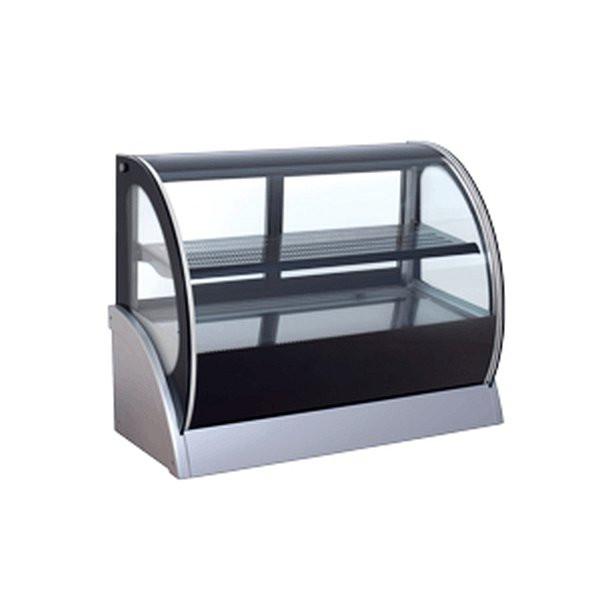 OMCAN S540A Refrigerated Countertop Cold Deli Showcases