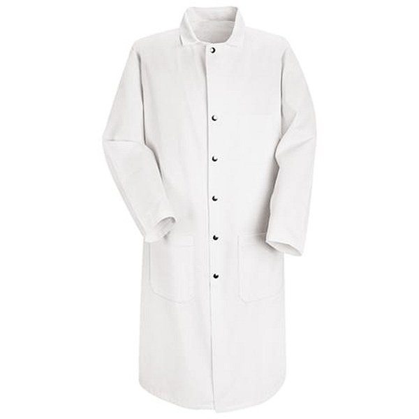 Full-Cut Butcher Coat MED