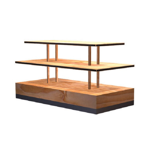 3-Tier Bakery Table