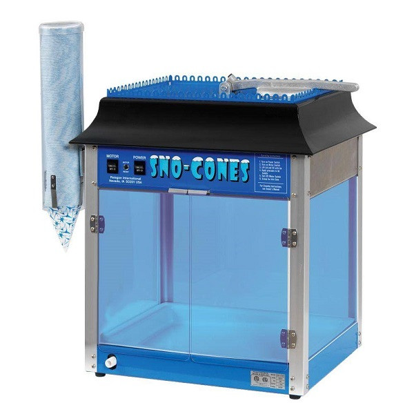 Paragon 6133110 The 1911 Sno-Storm Snow Cone Machine