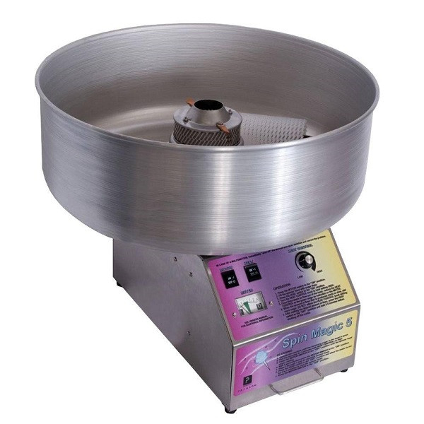 Paragon 7105200 Cotton Candy Machine with Metal Bowl