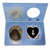 Heart Butterfly Charm Box Set