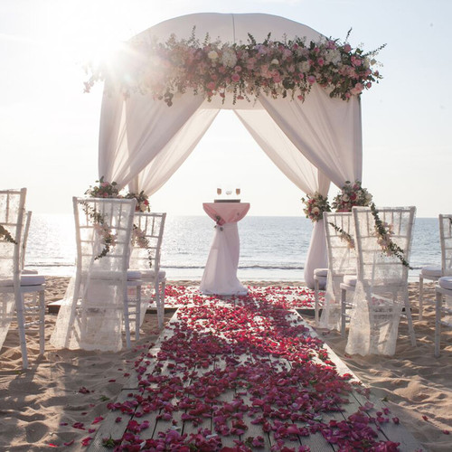 How About A Beach Wedding? Go For It!