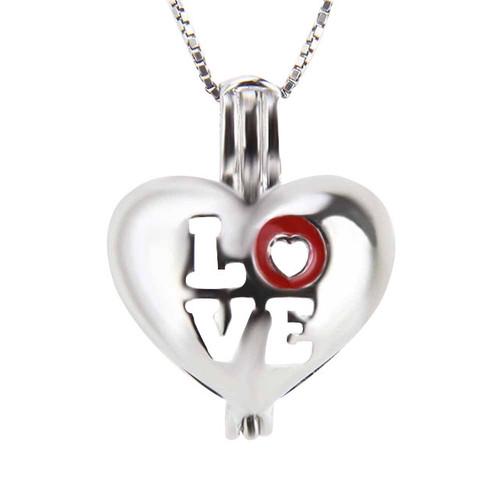 Love Heart Pendant