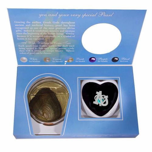 I love you pendant gift set