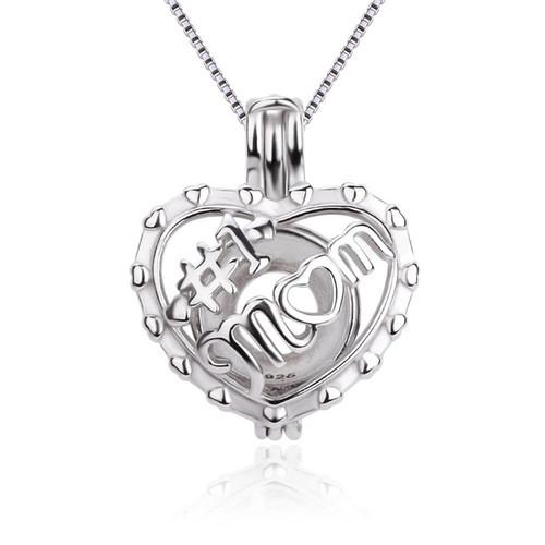#1 Mom pendant