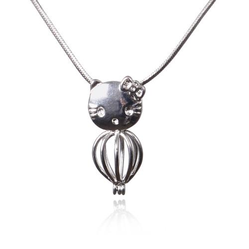 Lovely kitty pendant