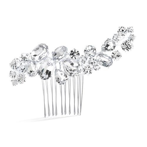 Crystal Wedding comb bridal accessory