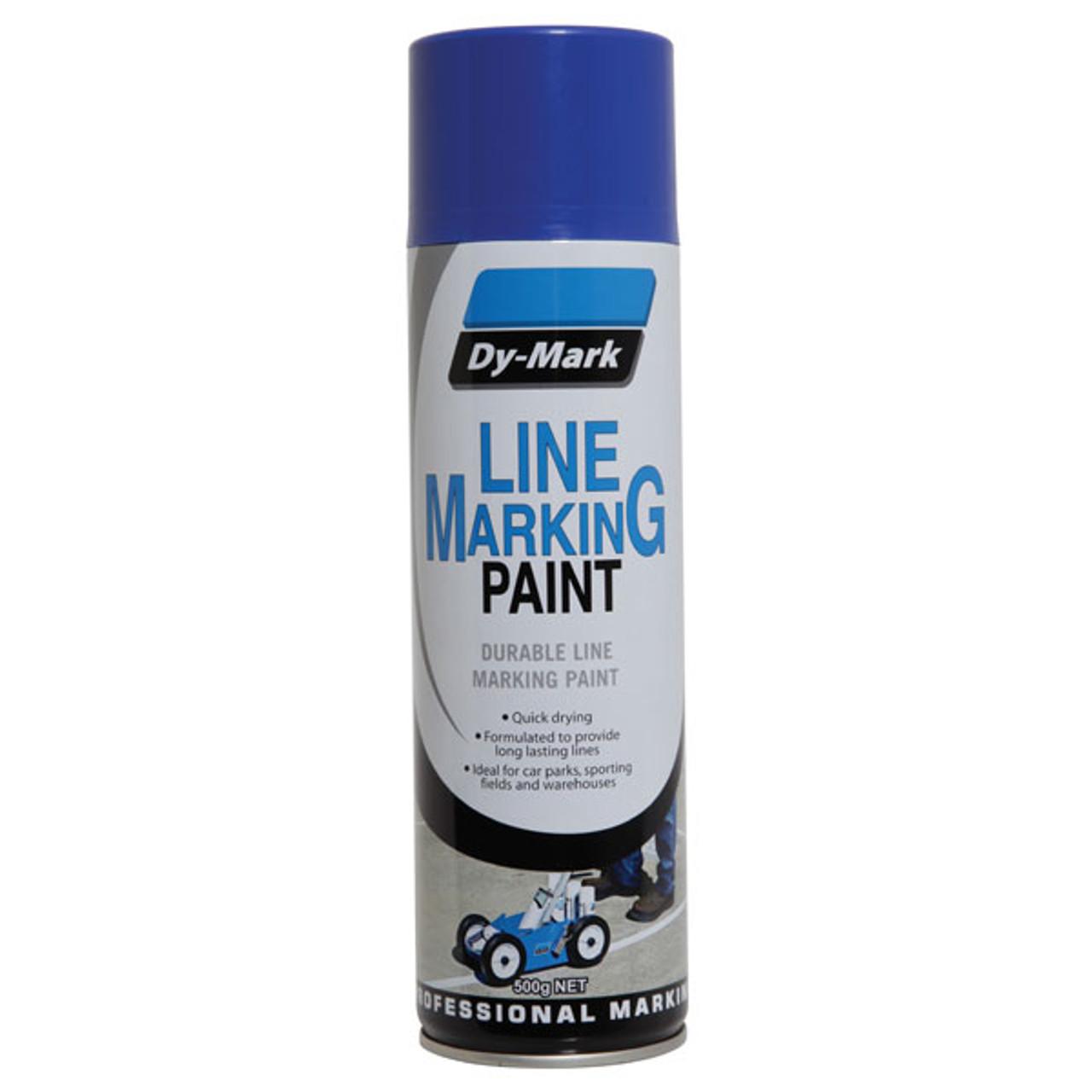 Line Marking Aerosol 500g Multiple Colors