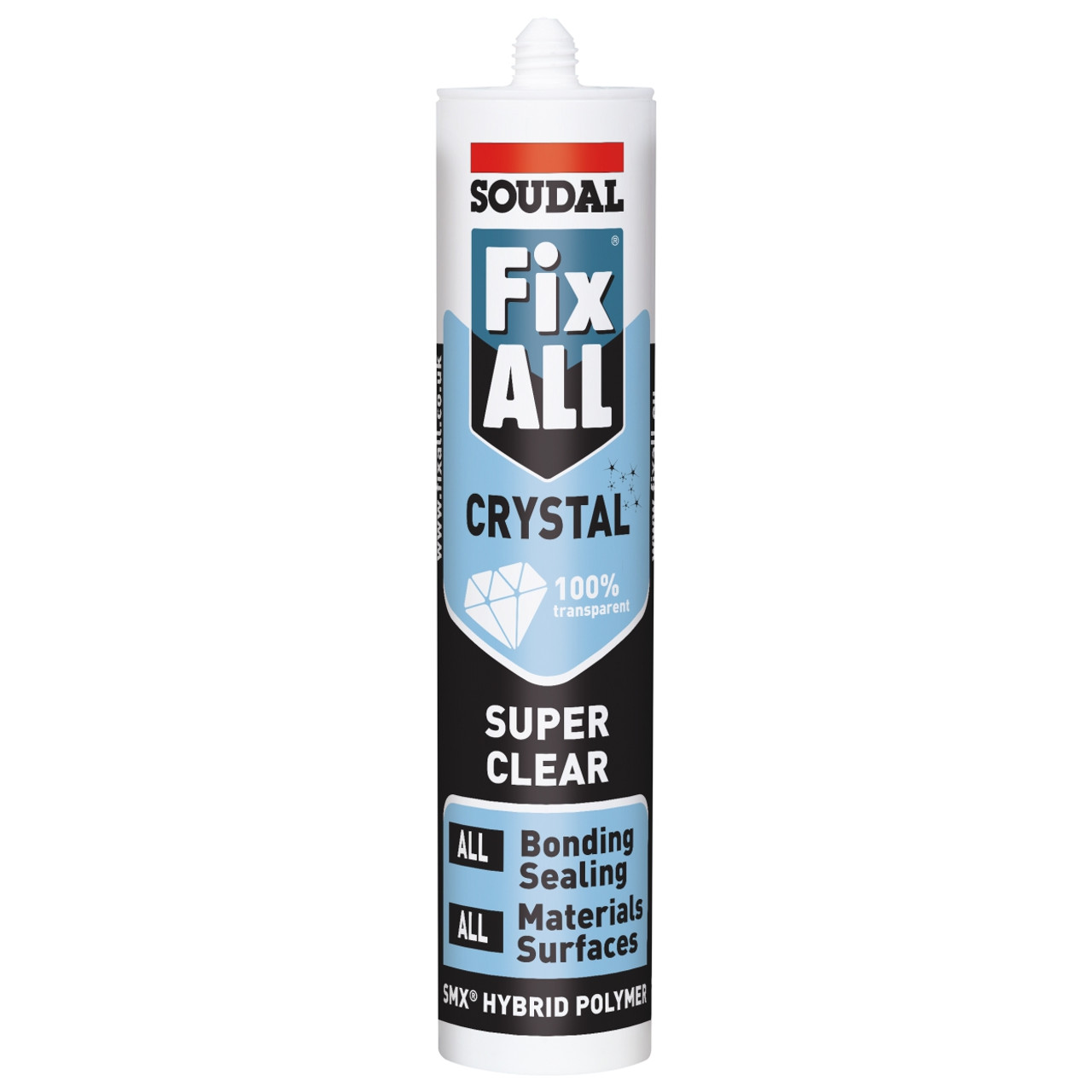FIXALL CRYSTAL CLEAR