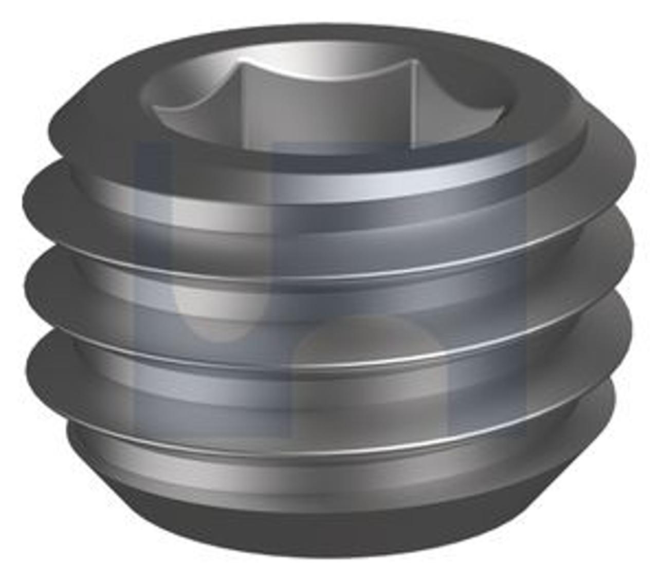 SOCKET PRESSURE PLUG TAPER METRIC