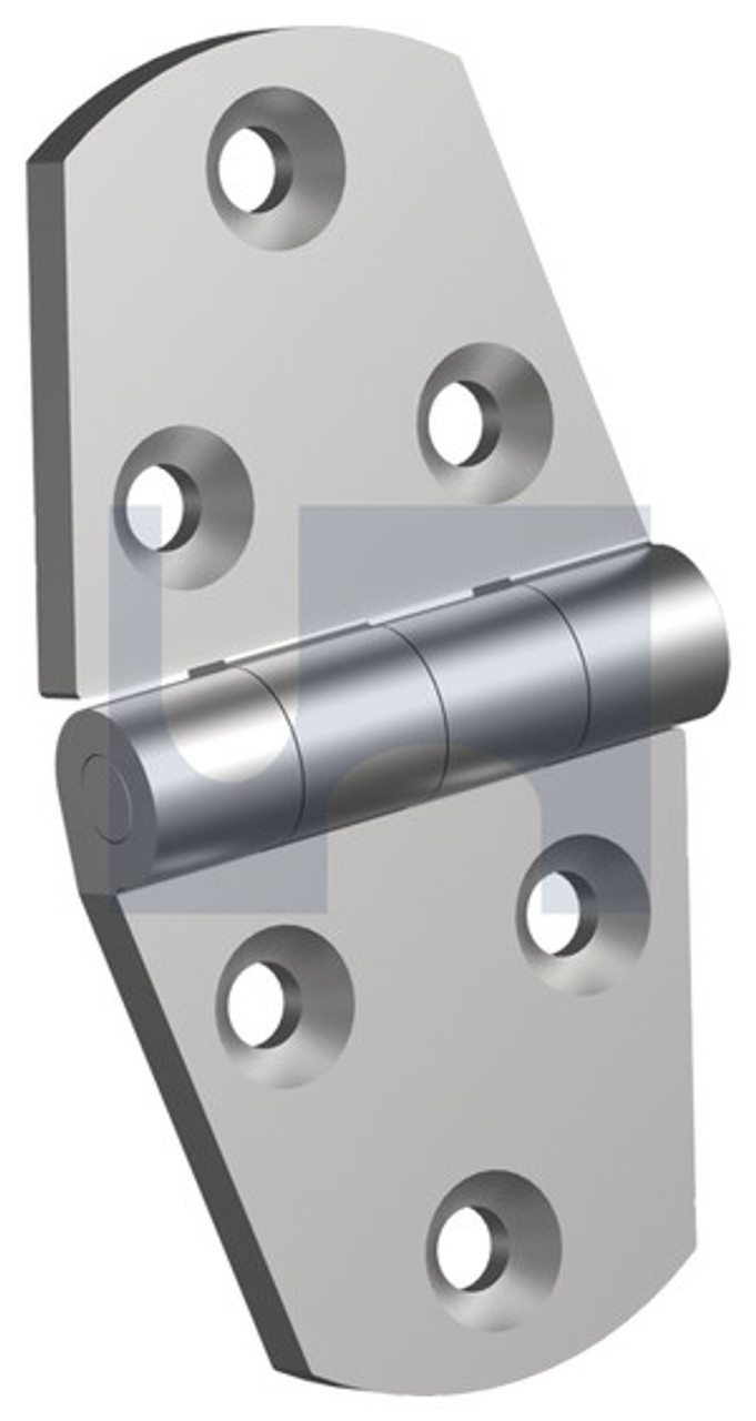 STAINLESS 316 HATCH HINGE EVEN