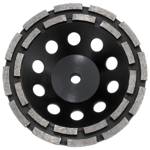 Diamond Cup Wheel M14 Thread Bore Austsaw Double Row