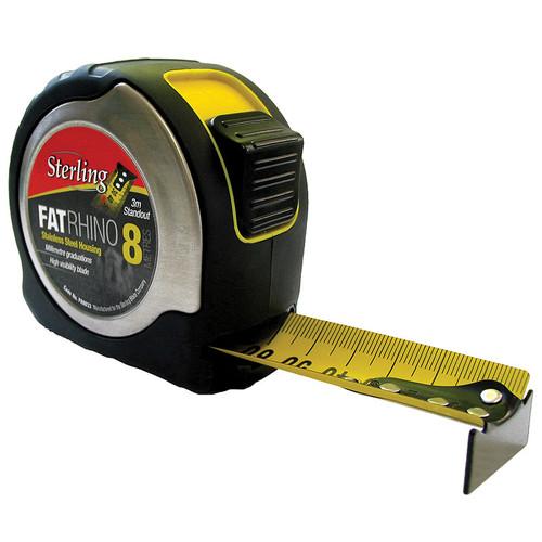 8mx 33mm FatRhino Tape Measure