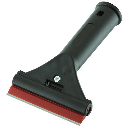 94mm Black Plastic Scraper