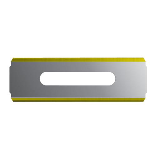Slotted Blade - Round Cornered TiN Coated (ea)