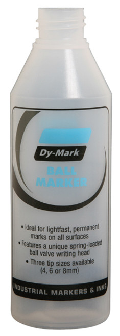 Ballmarker Ink 125ml Refillable Bottle