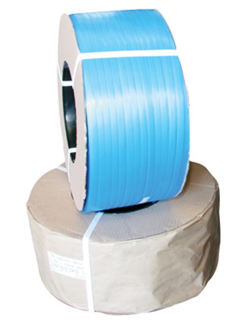 Blue Heavy Duty Machine Strapping Polypropylene 12mm x 3000mtr