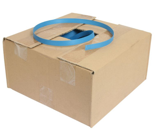 Blue Hand Strapping Polypropylene 12mm x 1000m